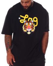 LRG - Tiger Script T-Shirt (B&T)-2647476