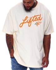 LRG - Split Tree Script T-Shirt (B&T)-2647485