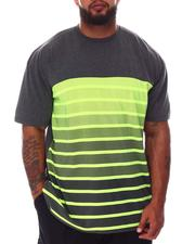 Buyers Picks - S/S Crew Neck Stripe Tee (B&T)-2647081