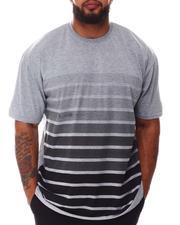 Buyers Picks - S/S Crew Neck Stripe Tees (B&T)-2647104