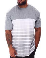 Buyers Picks - S/S Crew Neck Stripe Tees (B&T)-2647457