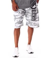 Ecko - Standardized Fleece Shorts (B&T)-2647514