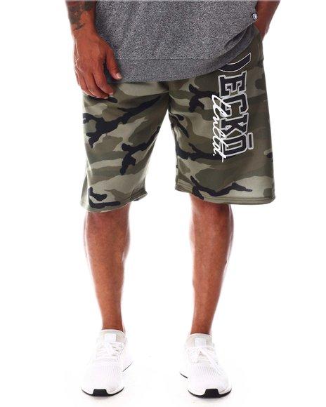 Ecko - Standardized Fleece Shorts (B&T)