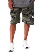 Ecko - Four Square Fleece Shorts (B&T)-2647579