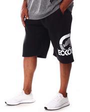 Ecko - Four Square Fleece Shorts (B&T)-2647589