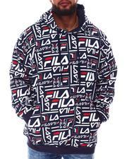 Fila - All Over Print Hoody (B&T)-2642384