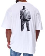 Mitchell & Ness - Biggie Smalls Legacy Reborn T-Shirt (B&T)-2645919
