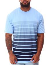 Buyers Picks - S/S Crew Neck Stripe Tee (B&T)-2647096
