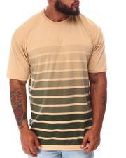 Buyers Picks - S/S Crew Neck Stripe Tee (B&T)-2647100