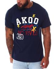 AKOO - RVL Knit T-Shirt (B&T)-2645881