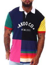 AKOO - Wonder Multi Color Polo (B&T)-2645894