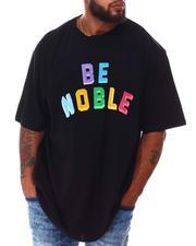 Mitchell & Ness - Biggie Smalls Be Noble T-Shirt (B&T)-2645901