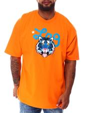 LRG - Tiger Script T-Shirt (B&T)-2647118