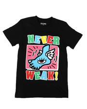 Rebel Minds - Never Weak Graphic Tee (8-20)-2646762