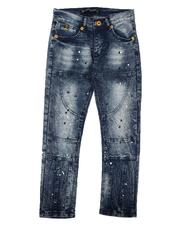 Arcade Styles - Super Skinny Washed Jeans (8-18)-2646799