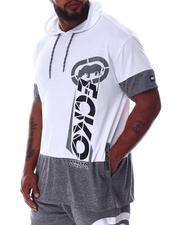 Ecko - Empower EU Short Sleeve Hooded Knit Top (B&T)-2648208