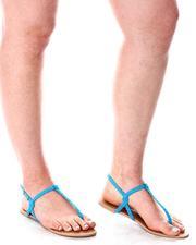 Fashion Lab - Braided Thong Sandals-2642983