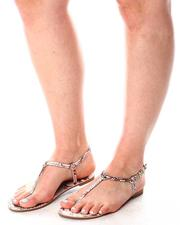 Fashion Lab - Snake Print Sandals-2643021