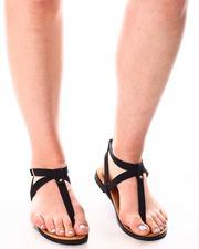 Fashion Lab - Ankle Strap Sandals-2643046