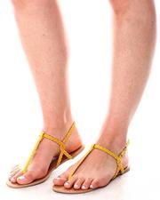 Fashion Lab - Braided Thong Sandals-2643821