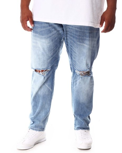 Buyers Picks - Rip Knee Washed Denim Jeans (B&T)
