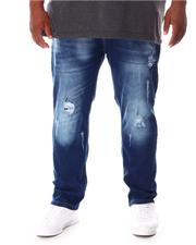 Straight - Straight Denim Jeans (B&T)-2645639