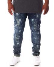 Buyers Picks - Speckle Paint Splatter  Stone Denim Jean (B&T)-2646326