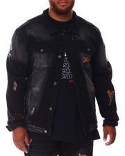 Buyers Picks - Rip & Repair Bandana Denim Jacket (B&T)-2648584