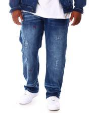 Buyers Picks - Rip & Repair Banada Backed Denim Jeans (B&T)-2648941