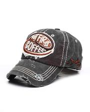 Dad Hats - But First Coffee Vintage Cap-2648616