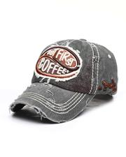 Dad Hats - But First Coffee Vintage Cap-2648617