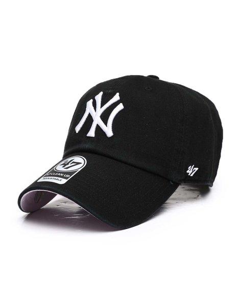'47 - New Yankees Ballpark Clean Up 47 Strapback Hat