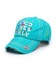 Dad Hats - Good Vibes Only Vintage Dad Hat-2648623