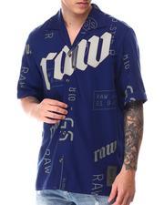 Stylist Picks - G-Star RAW Hawaiian Service Regular S/S Shirt-2647017