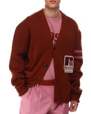 Stylist Picks - Boss x Russell Athletic Krussel Cardigan-2646660