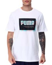 Puma - SUMMER COURT GRAPHIC TEE-2649067