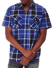 Buyers Picks - Candy Plaid SS buttonfront Shirt-2650238