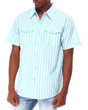 Buyers Picks - Stripe SS Woven Shirt-2649382
