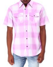 Buyers Picks - Buffalo Plaid SS Shirt-2649437