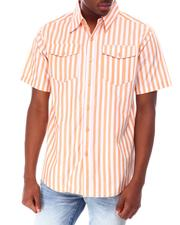 Buyers Picks - Stripe SS Woven Shirt-2649478