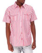Buyers Picks - Stripe SS Woven Shirt-2649494