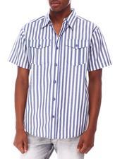 Buyers Picks - Stripe SS Woven Shirt-2650185
