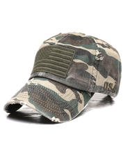 Dad Hats - Vintage Flag Ballcap-2649522
