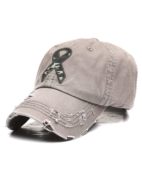 Buyers Picks - Ribbon Vintage Ballcap