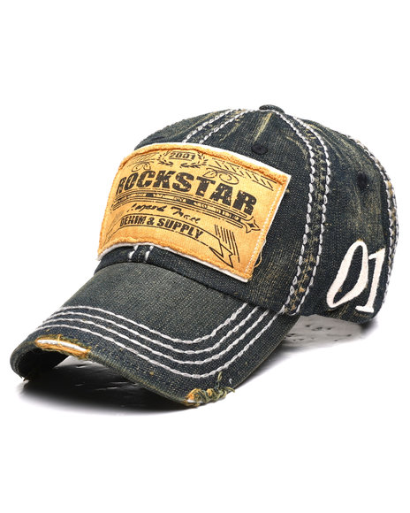 Buyers Picks - Rockstar Vintage Ballcap