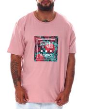 Brooklyn Cloth - Peace Rose T-Shirt (B&T)-2650580