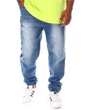 Buyers Picks - Drop Denim Jogger Pants (B&T)-2650608