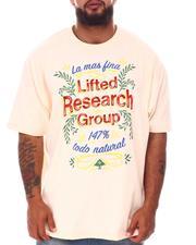 LRG - All Natural Research T-Shirt (B&T)-2649557