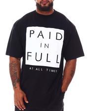 Short-Sleeve - Paid In Full Tee (B&T)-2649582