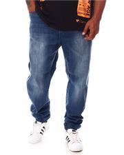 Jeans & Pants - Drop Denim Jogger Pants (B&T)-2649769